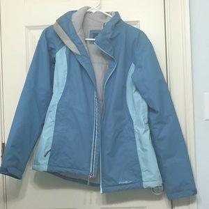 eddie bauer winter jacket